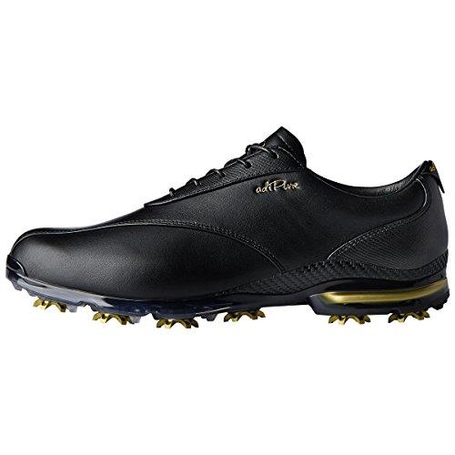 adidas Herren Adipure TP 2.0 Golfschuhe, Schwarz (Black F33590), 42 2/3 EU