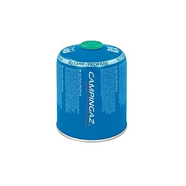 Campingaz CV 300/470 Plus Easy-Clic Gas Cartridge, for Camping Stoves, Compact and Resealable Canister 1