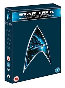Star Trek: The Next Generation Motion Picture Collection [DVD]