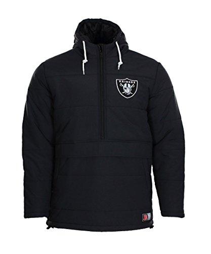 Majestic Oakland Raiders Juupa Padded NFL Jacke, M