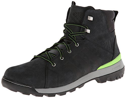 Adidas Trail Cruiser Mid Shoe - Vert Noir / Semi solaire 7.5 Noir - noir