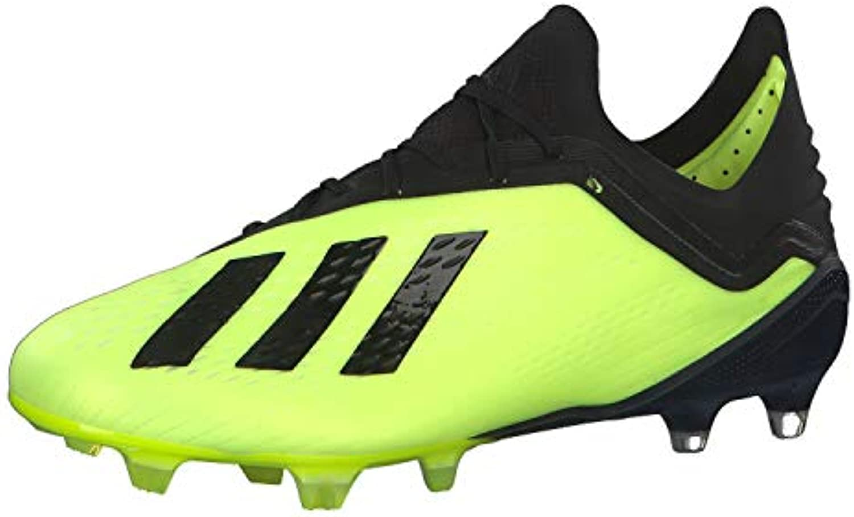 Adidas X 18.1 FG, Botas de Fútbol para Hombre
