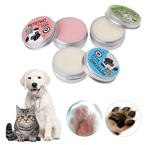 ECMQS Haustier Pfote Pflege Cremes Welpen Hund Katze Paw Pflege Creme Feuchtigkeitsspendende Schutz Vorfuß Zehe Gesundheit Pet Produkte Nette Pet Körper Pflege -