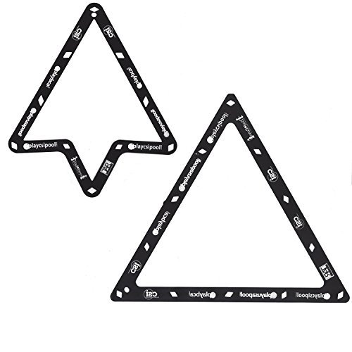 Magic Ball Rack 8, 9, and 10 Ball Combo Pack by CueSports