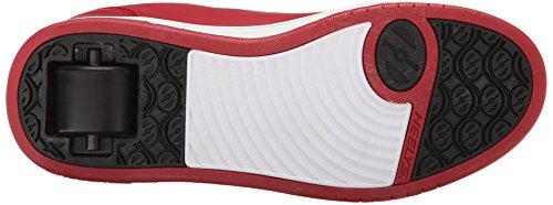 Heelys 770471 Straightup2.0 AR Skate Shoe Red/White