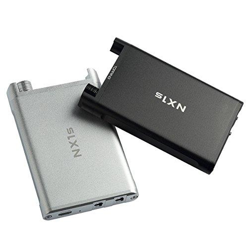 TOPPING NX1s Tragbarer Kopfhörerverstärker Verstärker, Kleiner und besser, Schwarz