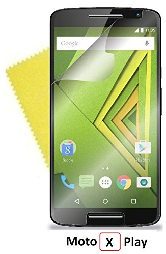 Unistuff™ Diamond Sparkling Glitter Screen Guard for Motorola Moto X Play  available at amazon for Rs.199