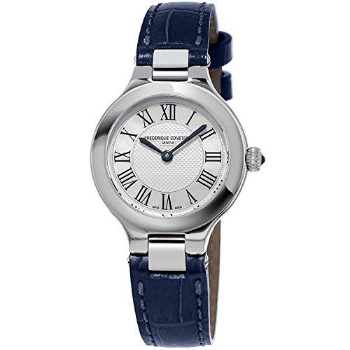 Frederique Constant Reloj Mujer Delight Piel Azul