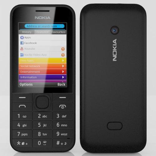Nokia 208 specs