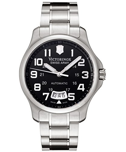 Victorinox Swiss Army Men's 241370 Officers Mecha Watch