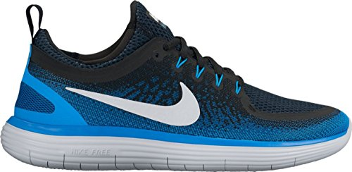 Nike 863775, Sneakers Basses Homme Multicolore (Armory Navy / White / Black / Team Royal)
