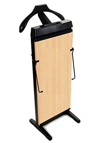 Corby of Windsor 3300 Trouser Press in Beech Wood Effect Finish