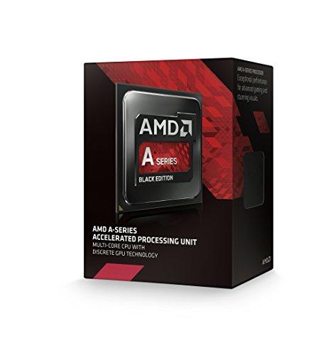 AMD A Series A10-7860K 3.6GHz 4MB L2 Caja - Procesador (AMD A10, Socket FM2+, PC, A10-7860K, AMD Radeon R7, DDR3-SDRAM)