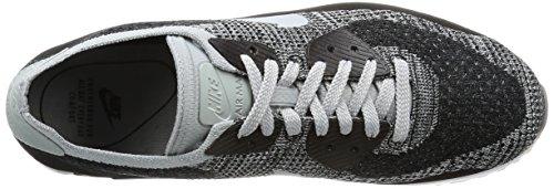 Nike Uomo Scarpe / Sneaker Air Max 90 Ultra 2.0 Flyknit black/wolf grey-pure platinum