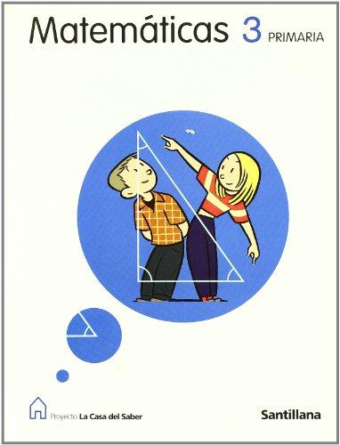 Matemáticas, 3 eso, primaria - la casa del saber