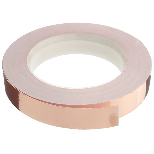 king-do-way-cuivre-ruban-adhsif-emi-bande-de-blindage-de-cuivre-auto-adhsives-2cm-x-30m