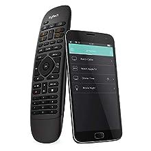 Logitech Harmony Companion Universal Remote Control for SKY, Apple TV, fireTV, Alexa, Roku, Netflix, Sonos and Smart Home, One-Touch Actions, Easy Set-Up App, LG/Samsung/Sony/Hisense/Xbox/PS4 - Black