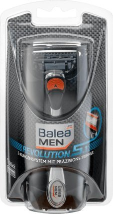Balea MEN Rasierer revolution 5.1