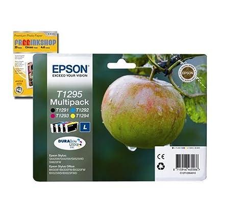Epson Stylus Sx430w - Epson Multipack pour Stylus SX230 SX235W SX420W