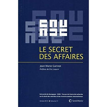Le secret des affaires, Volume 41