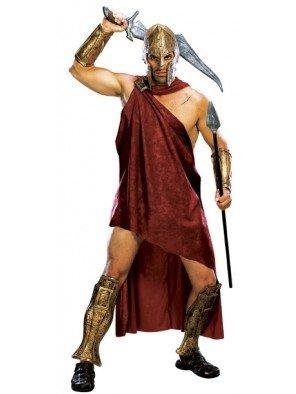300 Deluxe Spartaner Kostüm für Erwachsene
