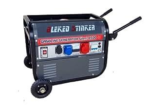Gruppo elettrogeno/Generatore di corrente 2300W - 220/380V con ruote (cod.4069)
