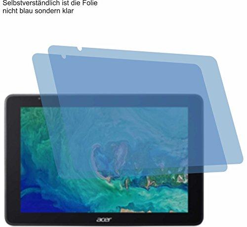 2x ANTIREFLEX matt Schutzfolie für Acer ONE 10 S1003-15RV Displayschutzfolie Bildschirmschutzfolie Schutzhülle Displayschutz Displayfolie Folie