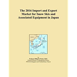 The 2016 Import and Export Market for Snow Skis and Associated Equipment in Japan