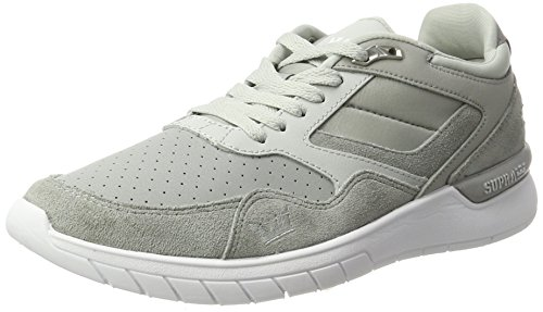 Supra Winslow, Baskets Homme Grau (Grey/LT. Grey-White)