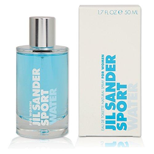 Jil Sander Sport Water, femme/woman, Eau de Toilette, 1er Pack (1 x...