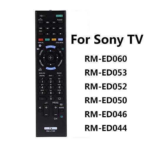 prettygood7 Ersatz-Fernbedienung für Sony LCD TV RM-ED050 RM-ED052 (Bravia Sony Lcd-tv-fernbedienung)