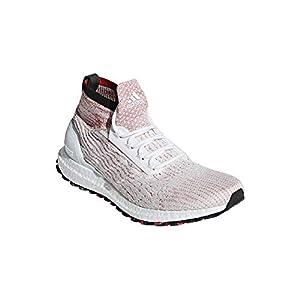 adidas Ultraboost All Terrain, Zapatillas de Running para Hombre, Blanco Chalk FTWR White/Grey Four F17, 45 EU
