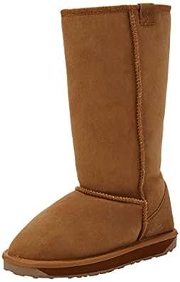 Emu Stinger Hi, Damen Bootsschuhe, Beige (Chestnut), 35/36 EU (3 Damen UK)