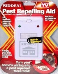 Riddex Pest Repeller by Unknown