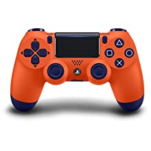 Sony PS4 DualShock 4 Wireless Controller - Sunset Orange, Special Edition