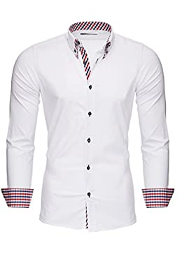 Kickdown - Camisa casual - Básico - para hombre