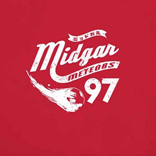 Midgar Meteors - Damen T-Shirt Weiß