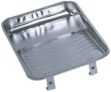 Paint Roller Tray 1Qt Metal by noch -
