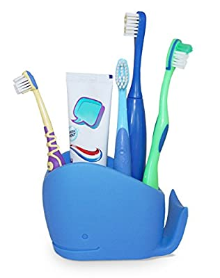 wilson bathroom tidy - blue
