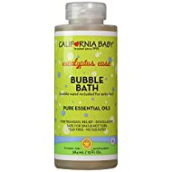 California Baby Bubble Bath - Colds & Flu, 13 oz by California Baby