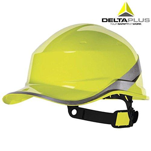 Venitex diamond v-casco baseball diamond-venitex pit: giallo