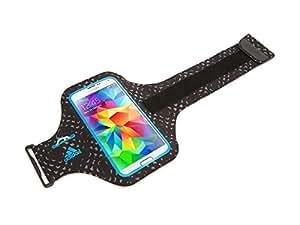 Griffin  Adidas Brassard Tactile pour Galaxy S5 Noir/Bleu