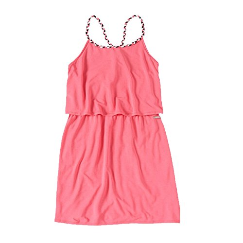 Bench, Abito Donna anzaccove-m2322Pink, M2322 Pink, L