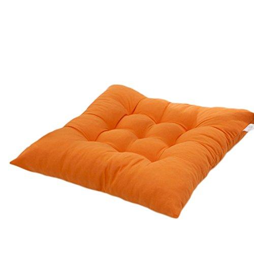 Worsendy cómodos cojines para silla cojines de terraza, Almohadillas ...