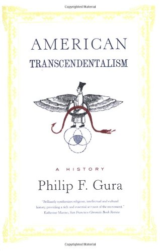 American Transcendentalism: A History American White Plate