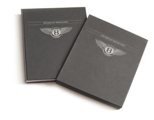 The Bentley Brooklands por Tony Dron
