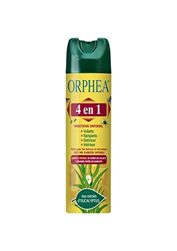 ORPHEA Aérosol 4 en1 Insecticide Universel 500 ml