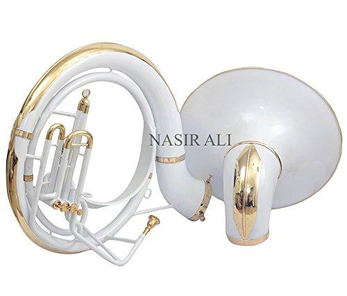 An-Nasir Ali Sousaphon BB Big Bell 63,5cm weiß
