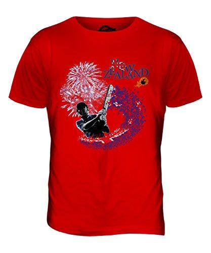 CandyMix Neuseeland Herren T Shirt Rot