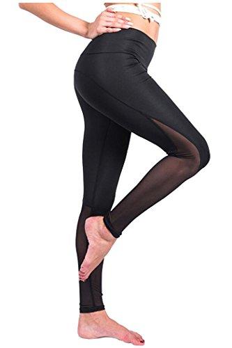 Zaywind - Leggings sportivi -  donna Nero